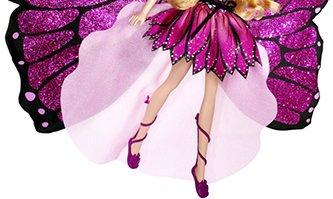 Кукла бабочка, Барби Марипоса, Doll Butterfly, Barbie Mariposa