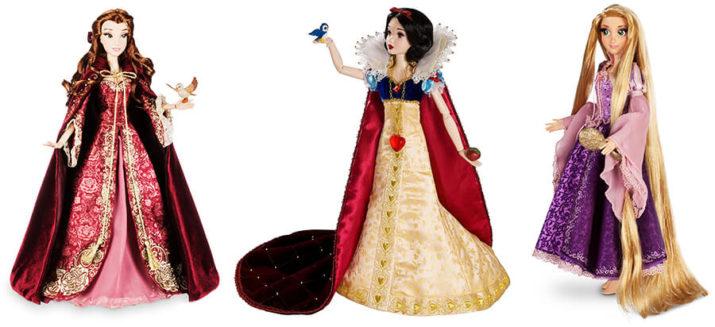 Коллекционные куклы Дисней Сторе, куклы Дисней Сторе, Дисней Сторе, Disney Store, Disney Store dolls