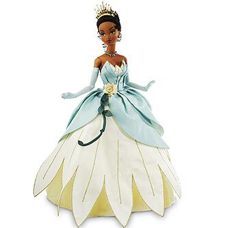 Кукла Принцесса, Кукла Принцесса Тиана, Принцесса Тиана, Эштон Дрейк, Princess Tiana, Princess Tiana doll, Ashton Drake