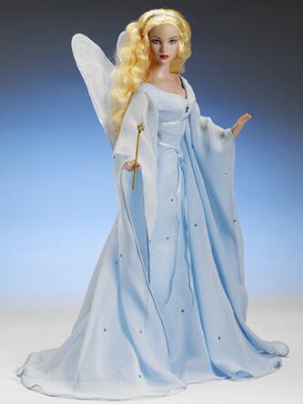 кукла тоннер, кукла голубая фея, tonner blue fairy, мультфильм пиноккио, кукла Тоннер Blue Fairy